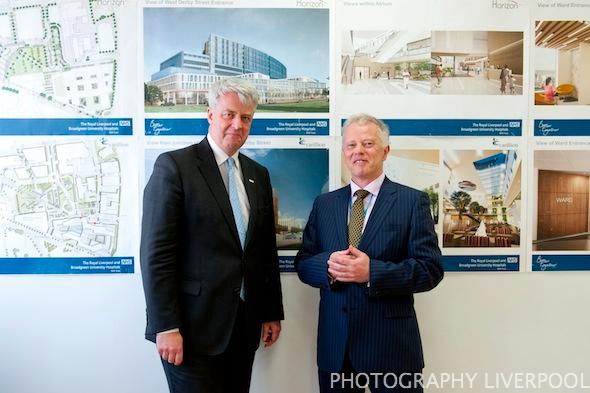 Andrew Lansley Royal Liverpool Hospital Photography Liverpool