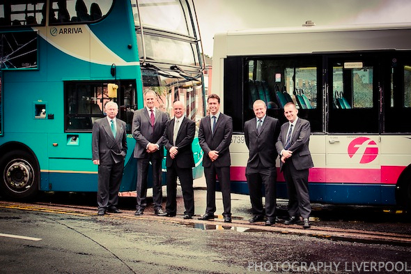 First Arriva Bus Service Arrowe Park Hospital Wirral