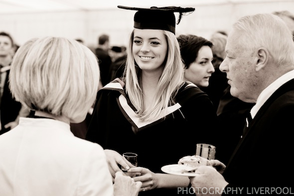 Manchester University Medicine Graduation Photography Liverpool