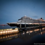Cunard's Queen Elizabeth returns to Liverpool!