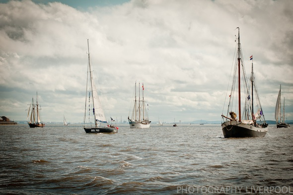 Irish Sea Tall Ship Regatta Photography Liverpool Merseyside Tall Ships