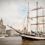 Photos from the Tall Ships Parade of Sail as they leave Liverpool!