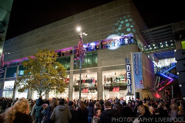 liverpool one all that sparkles christmas xmas festival photography liverpool