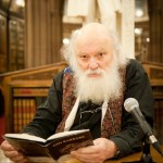 Sir Geoffrey Hill Portrait for The University of Manchester