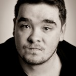 Portrait shoot with Stand Up Comedian Adam Rowe