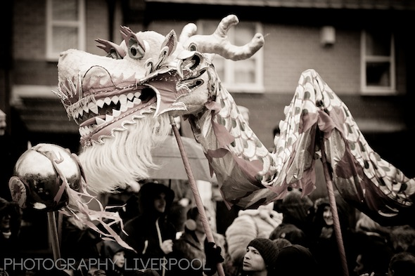 Chinese New Year 2013 Photography Liverpool Shaun Jeffers