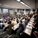 Photos from the John Baxter Deepwater Engineering Lecture at the University of Manchester