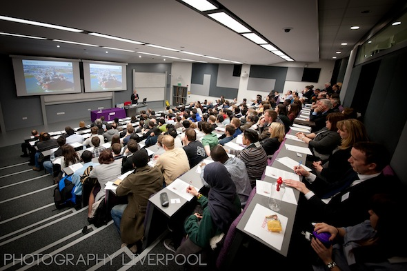John Baxter University Manchester Photography Liverpool Engineering