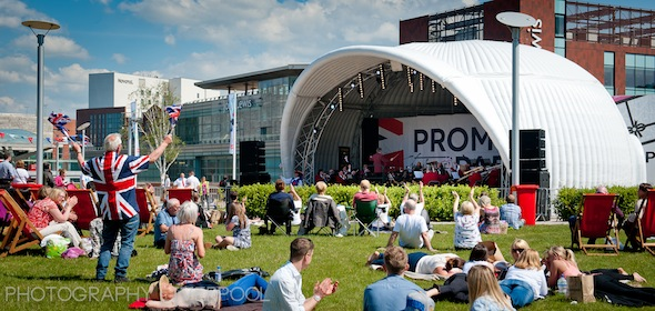 Proms in the Park Liverpool One Photography Liverpool