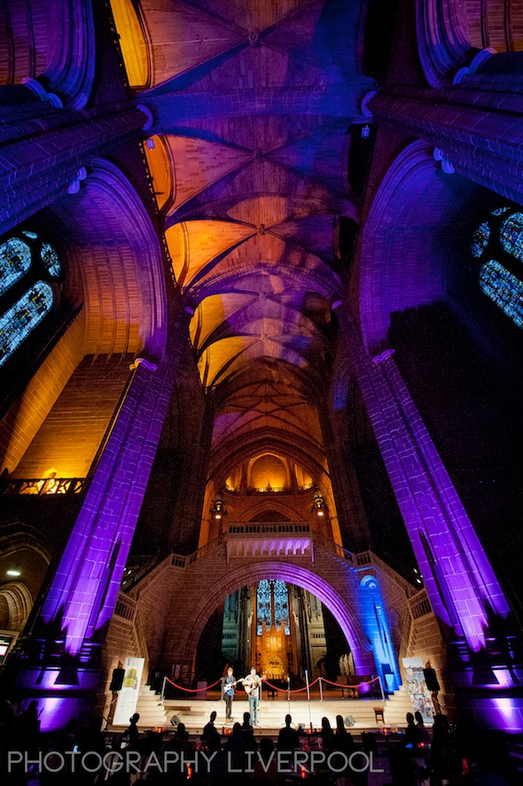 Rhythm and Rap Photography Liverpool Anglican Cathedral