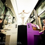 Tickle the Ivories is back at Liverpool ONE!