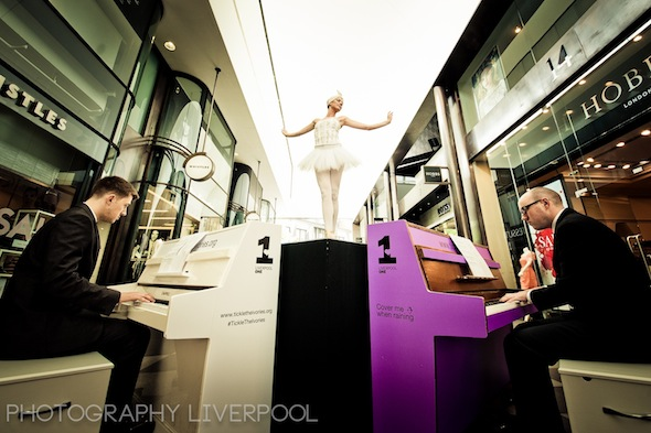 L-ONE Tickle The Ivories 2013 Photography Liverpool